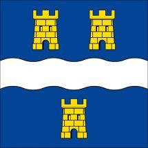 Gemeindefahne 1283 Dardagny