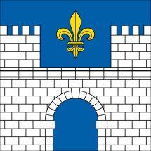 Gemeindefahne 1288 Aire-la-Ville
