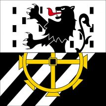 Gemeindefahne 1307 Lussery-Villars