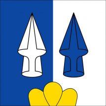 Gemeindefahne 1328 Mont-la-Ville