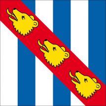 Gemeindefahne 1412 Ursins