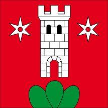 Gemeindefahne 1474 Châbles FR