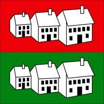 Gemeindefahne 1513 Rossenges
