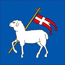 Gemeindefahne 1526 Forel-sur-Lucens