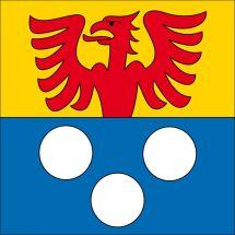 Drapeau commune 1529 Cheiry