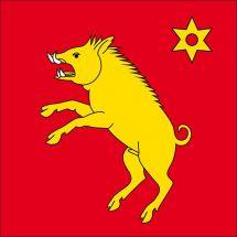 Gemeindefahne 1533 Ménières