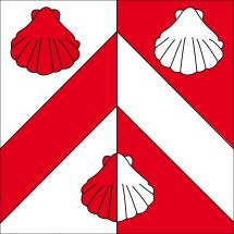 Gemeindefahne 1552 Trey