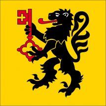 Gemeindefahne 1563 Dompierre FR