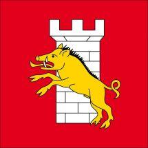 Gemeindefahne 1583 Villarepos