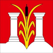 Gemeindefahne 1625 Sâles (Gruyère)