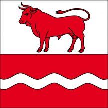 Gemeindefahne 1630 Bulle