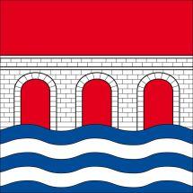 Gemeindefahne 1649 Pont-la-Ville