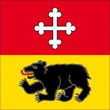 Gemeindefahne 1670 Ursy
