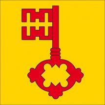 Gemeindefahne 1673 Ecublens