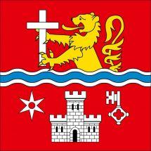 Gemeindefahne 1678 Siviriez