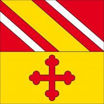 Gemeindefahne 1692 Massonnens