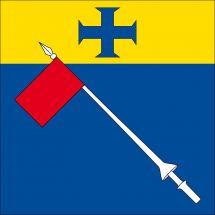 Gemeindefahne 1731 Ependes FR