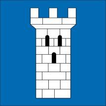 Gemeindefahne 1732 Arconciel