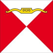Gemeindefahne 1734 Tentlingen