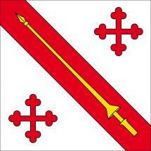 Gemeindefahne 1742 Autigny
