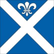 Gemeindefahne 1752 Villars-sur-Glâne