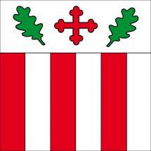 Gemeindefahne 1772 Ponthaux