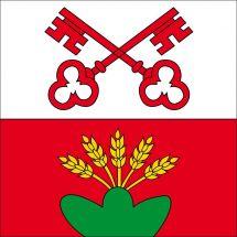 Gemeindefahne 1773 Russy