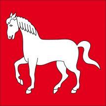 Gemeindefahne 1795 Courlevon