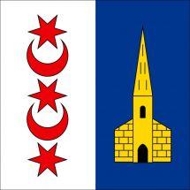 Gemeindefahne 1820 Montreux