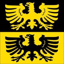 Gemeindefahne 1860 Aigle