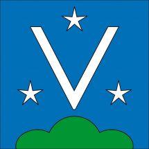 Gemeindefahne 1981 Vex