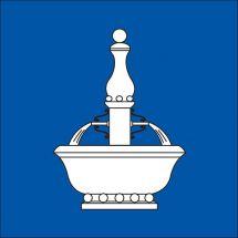 Drapeau commune 2046 Fontaines