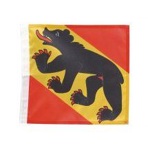 Bootsfahne Kanton Bern Superflag® 30x30 cm