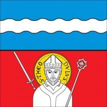 Gemeindefahne 2075 Thielle-Wavre