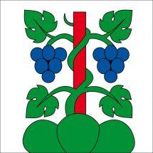 Gemeindefahne 2554 Meinisberg