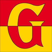 Gemeindefahne 2745 Grandval