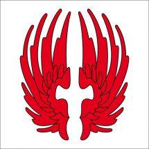 Gemeindefahne 2828 Val Terbi (Montsevelier)