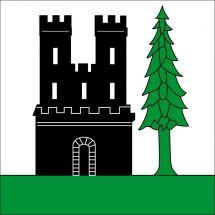 Gemeindefahne 2843 Châtillon