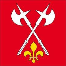 Gemeindefahne 2926 Boncourt