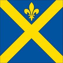 Gemeindefahne 2943 Vendlincourt