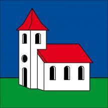 Gemeindefahne 3214 Ulmiz