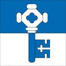 Gemeindefahne 3374 Wangenried