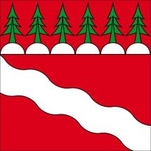 Gemeindefahne 3432 Lützelflüh