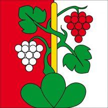 Gemeindefahne 3653 Oberhofen am Thunersee