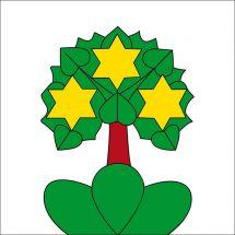 Gemeindefahne 3673 Linden