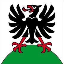 Gemeindefahne 3715 Adelboden