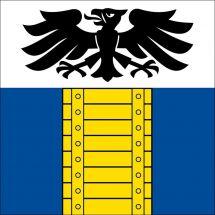 Gemeindefahne 3718 Kandersteg