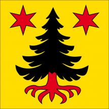 Gemeindefahne 3864 Guttannen