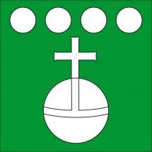 Gemeindefahne 3932 Visperterminen
