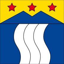 Gemeindefahne 3986 Riederalp